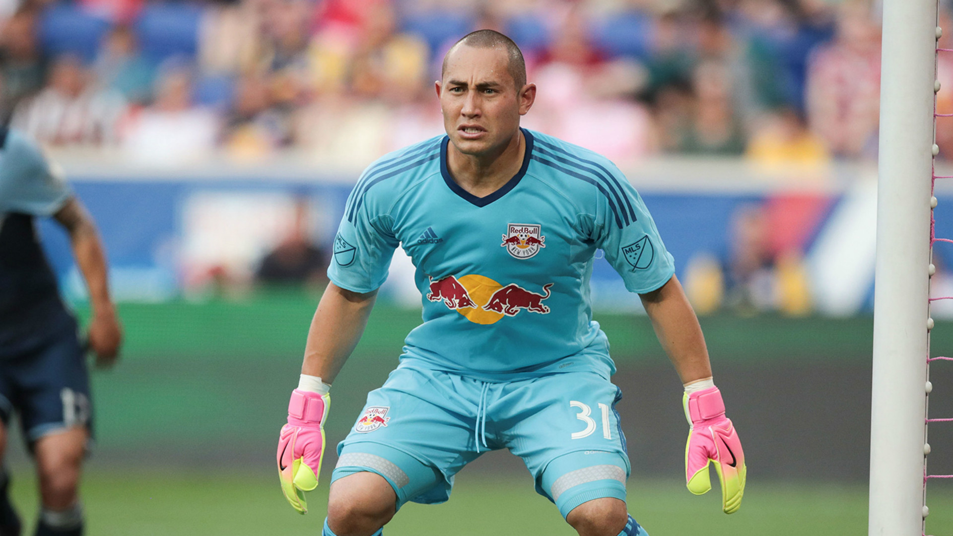 Luis Robles MLS NY Red Bulls 10072017