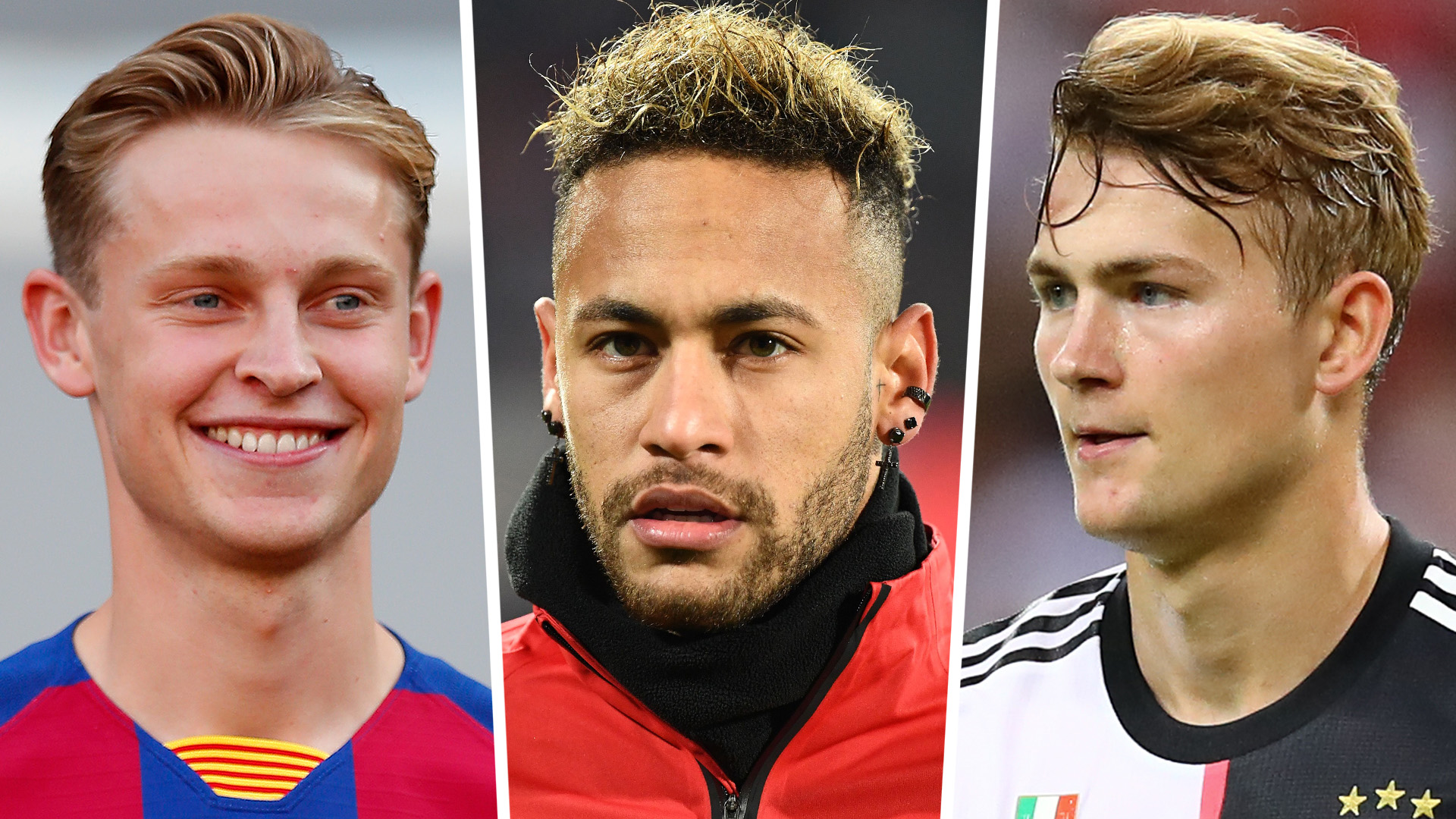 Image result for No De Ligt, no De Jong, soon no Neymar?