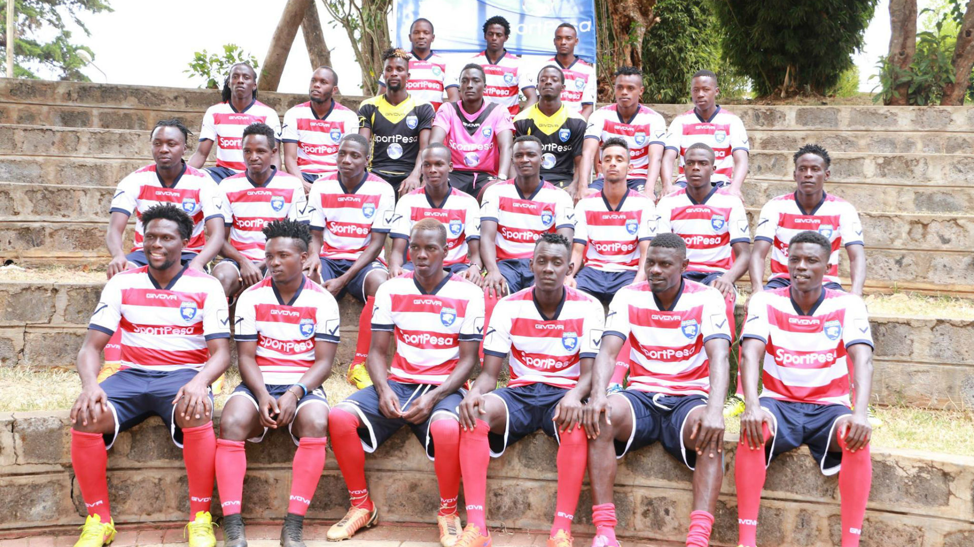 AFC Leopards 2017 squad 1