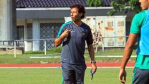 Luis Milla - Latihan Indonesia