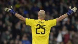 Pepe Reina Milan Europa League