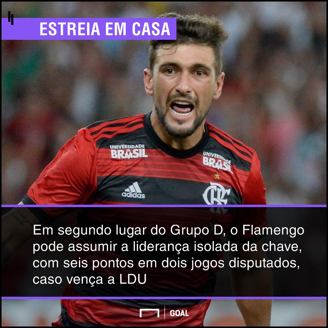 GFX bet365 Flamengo x LDU