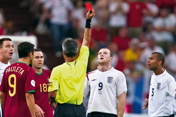 Wayne Rooney England 2006