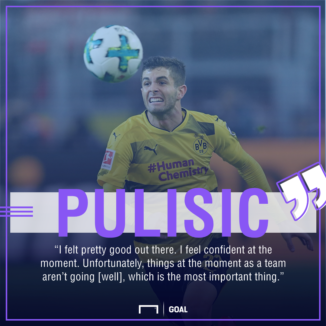 Christian Pulisic quote gfx