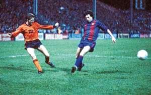 Dundee united barcelona