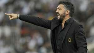Rino Gattuso Juventus Milan Supercoppa