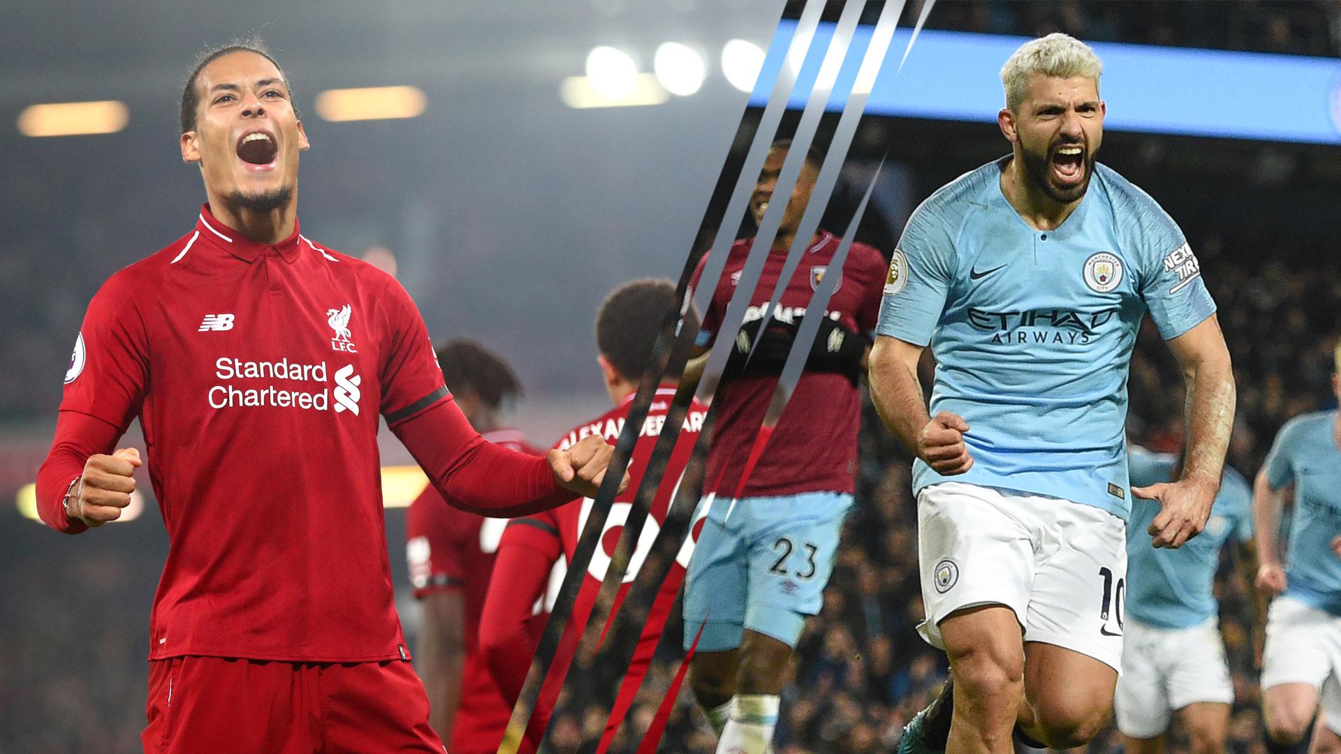 Liverpool Manchester City GFX Premiership League 27022019