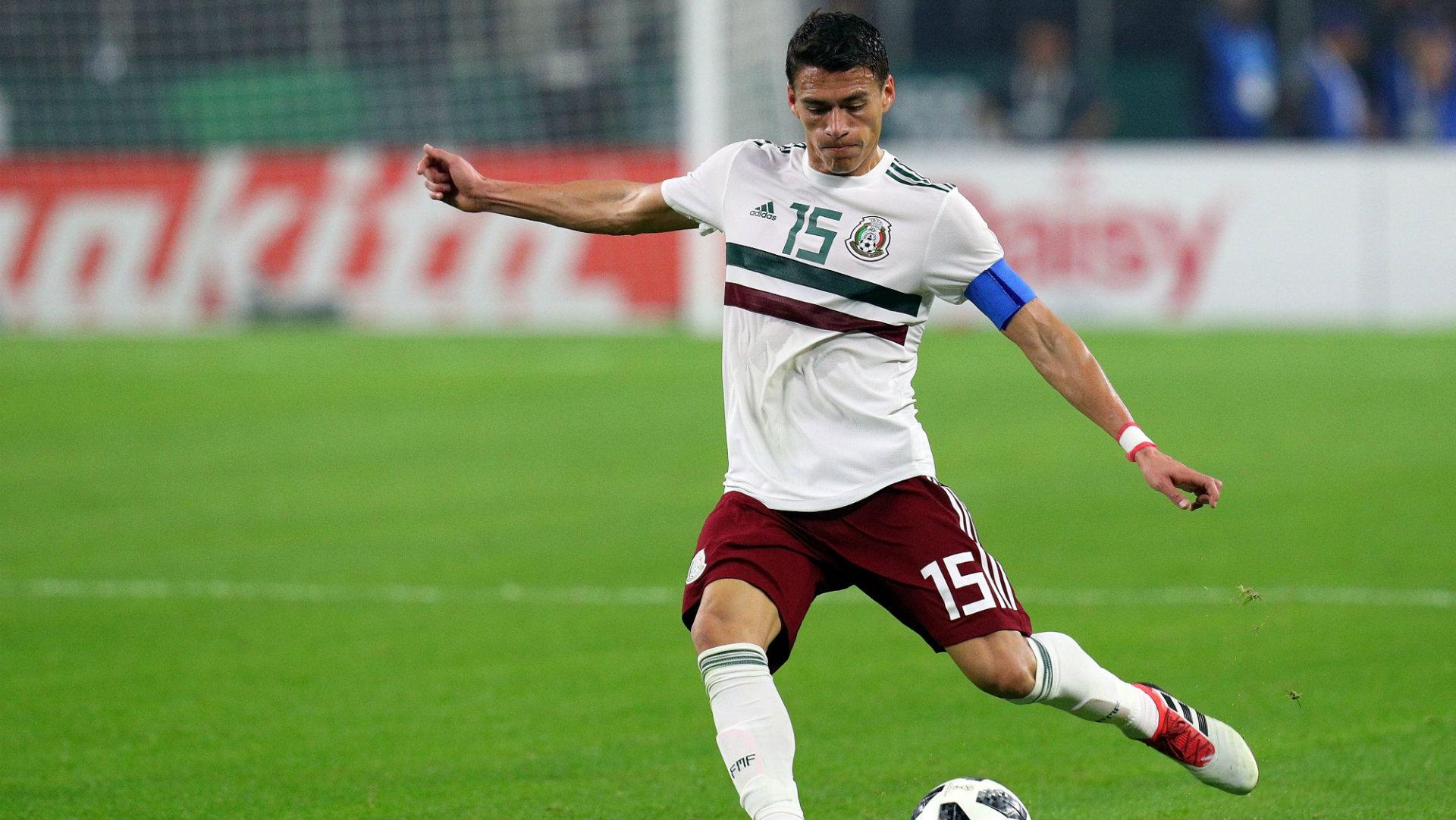 Se lesiona Moreno previo al Mundial