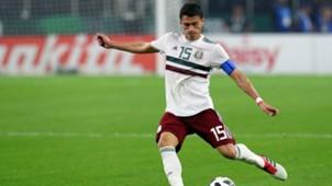 Héctor Moreno Selección Mexicana