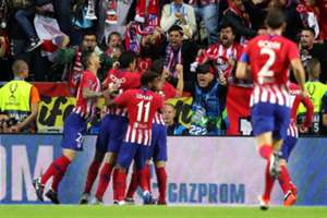 Diego Costa goal Real Madrid Atletico Madrid UEFA Super Cup 2018