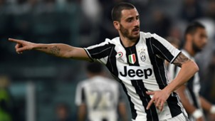 Leonardo Bonucci Juventus Palermo Serie A 2016-17