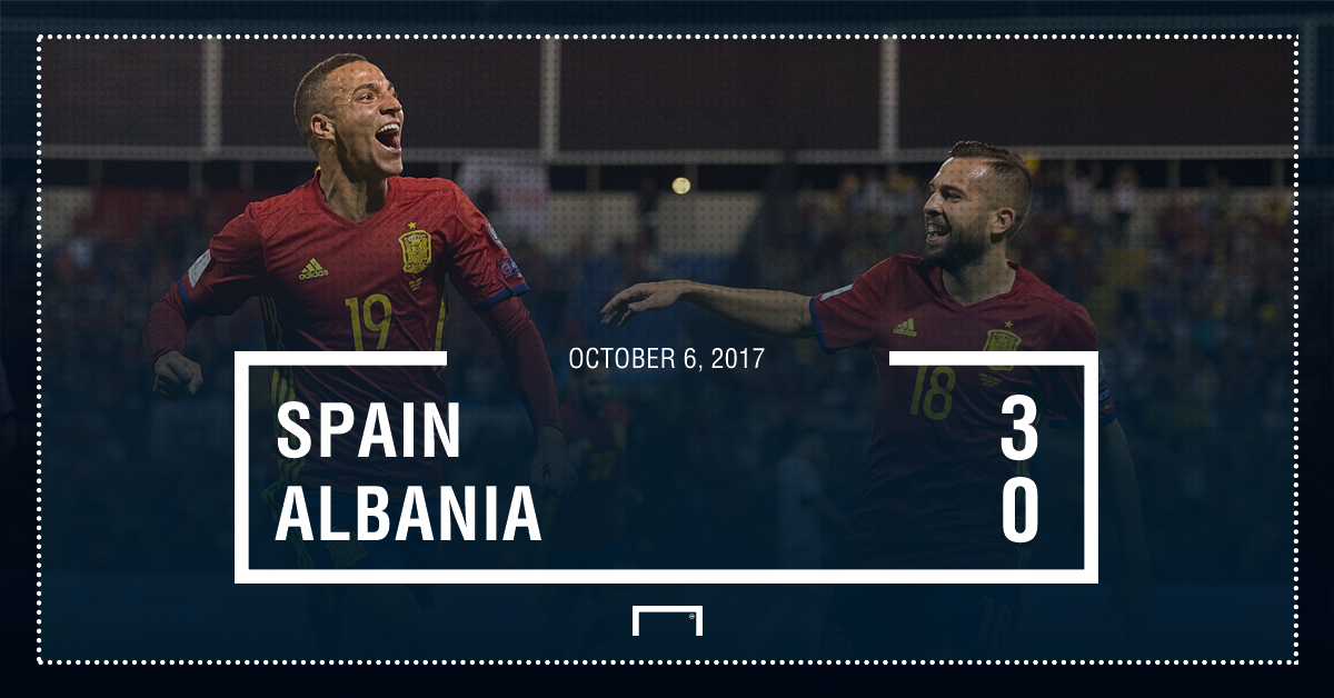 Spain qualify for 11th consecutive World Cup""