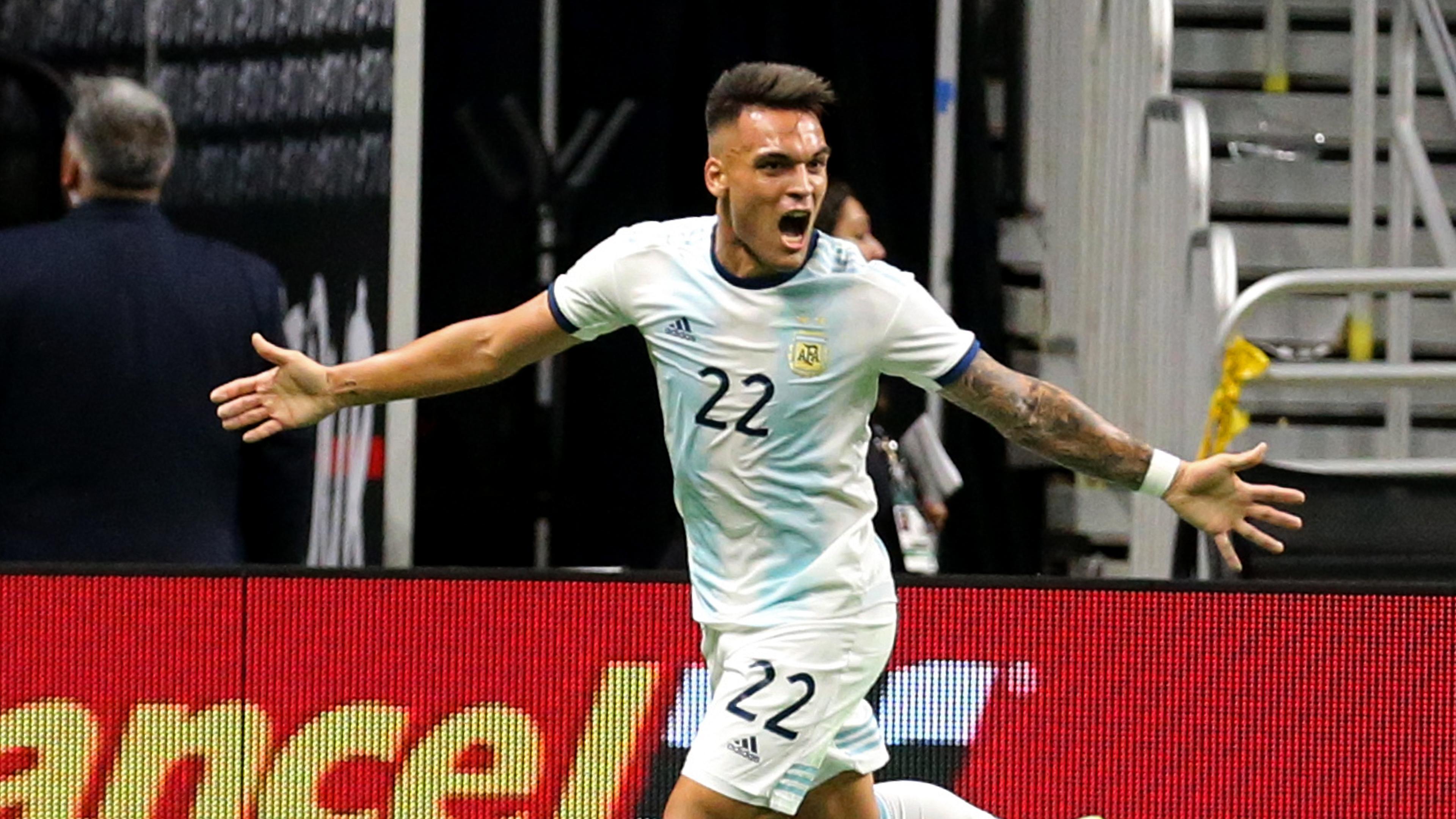 Hasil gambar untuk martinez argentina national team