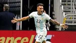 Lautaro Martinez Argentina 2019