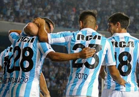 ¡Racing sueña con la Libertadores!