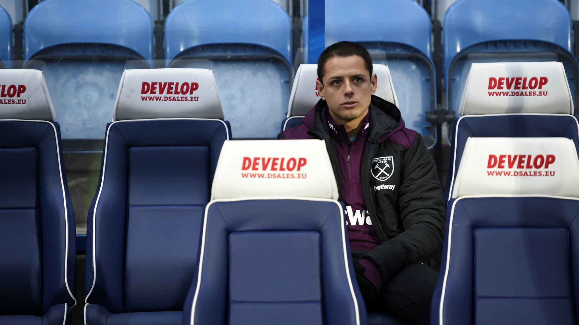 Chicharito West Ham