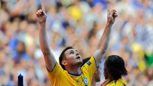 Frank Lampard Chelsea FA Cup