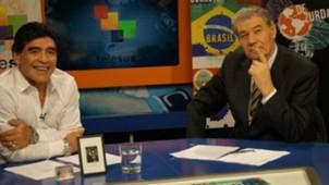 Diego Maradona Víctor Hugo Morales
