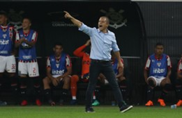 Diego Aguirre Corinthians Sao Paulo 28032018 Paulista