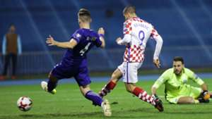 Croatia Greece WC Qualification 09112017 Kramaric