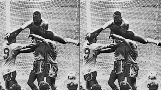 Pele Jairzinho Brazil World Cup 1970