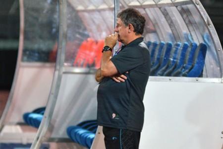 Melaka United head coach Eric Williams 18/2/2017