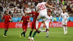 Portugal Iran World Cup 2018