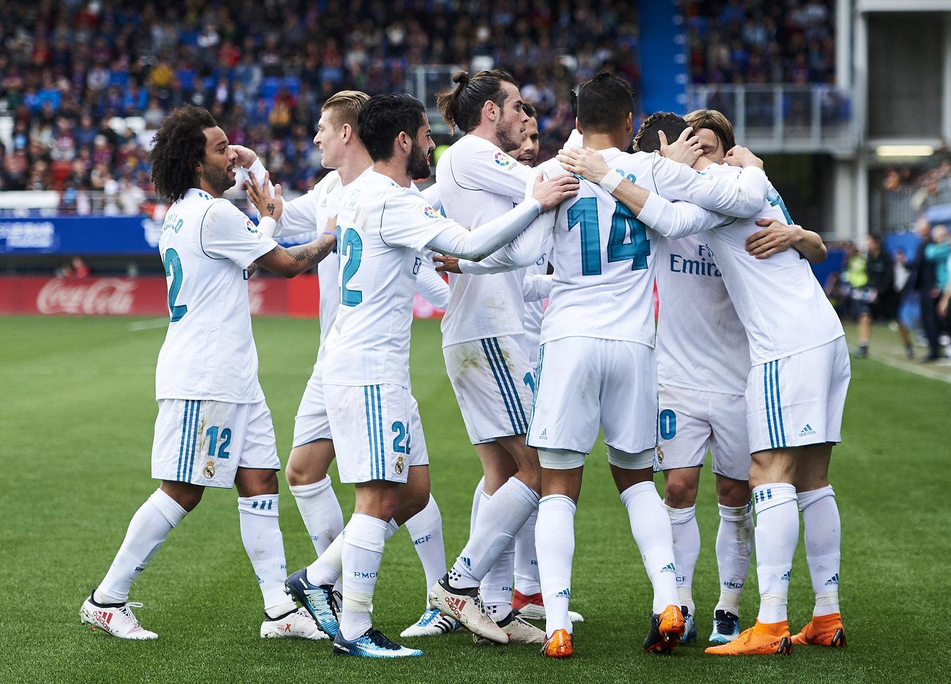 CR7 faz quatro e Real goleia Girona