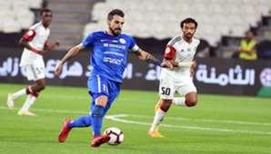 نيجريدو - النصر الإماراتي