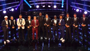 FIFPRO XI FIFA's The Best 2018