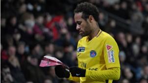 Neymar PSG Rennes 30 01 2018