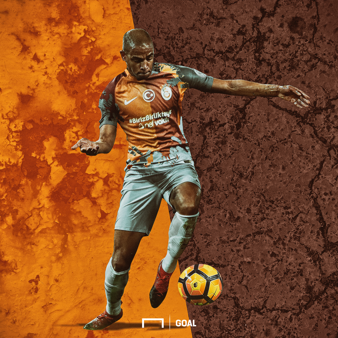 EMBED ONLY Fernando Galatasaray Manchester City
