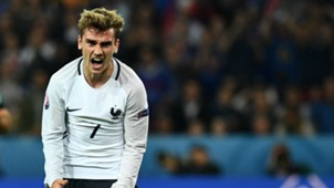 Antoine Griezmann Switzerland France UEFA Euro 2016 19062016