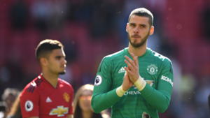 David de Gea Manchester United Premier League 2018-19