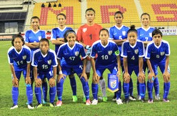 Malaysia India Womens Friendly 2017