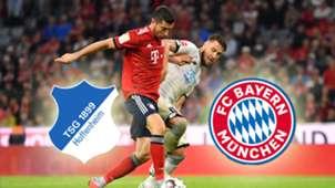 1899 Hoffenheim FC Bayern München TV LIVE STREAM Bundesliga