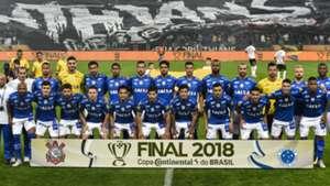 Corinthians Cruzeiro Copa do Brasil 17102018
