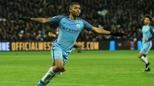 Gabriel Jesus Manchester City 2017