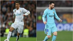 Champions League Top Scorer Messi Ronaldo