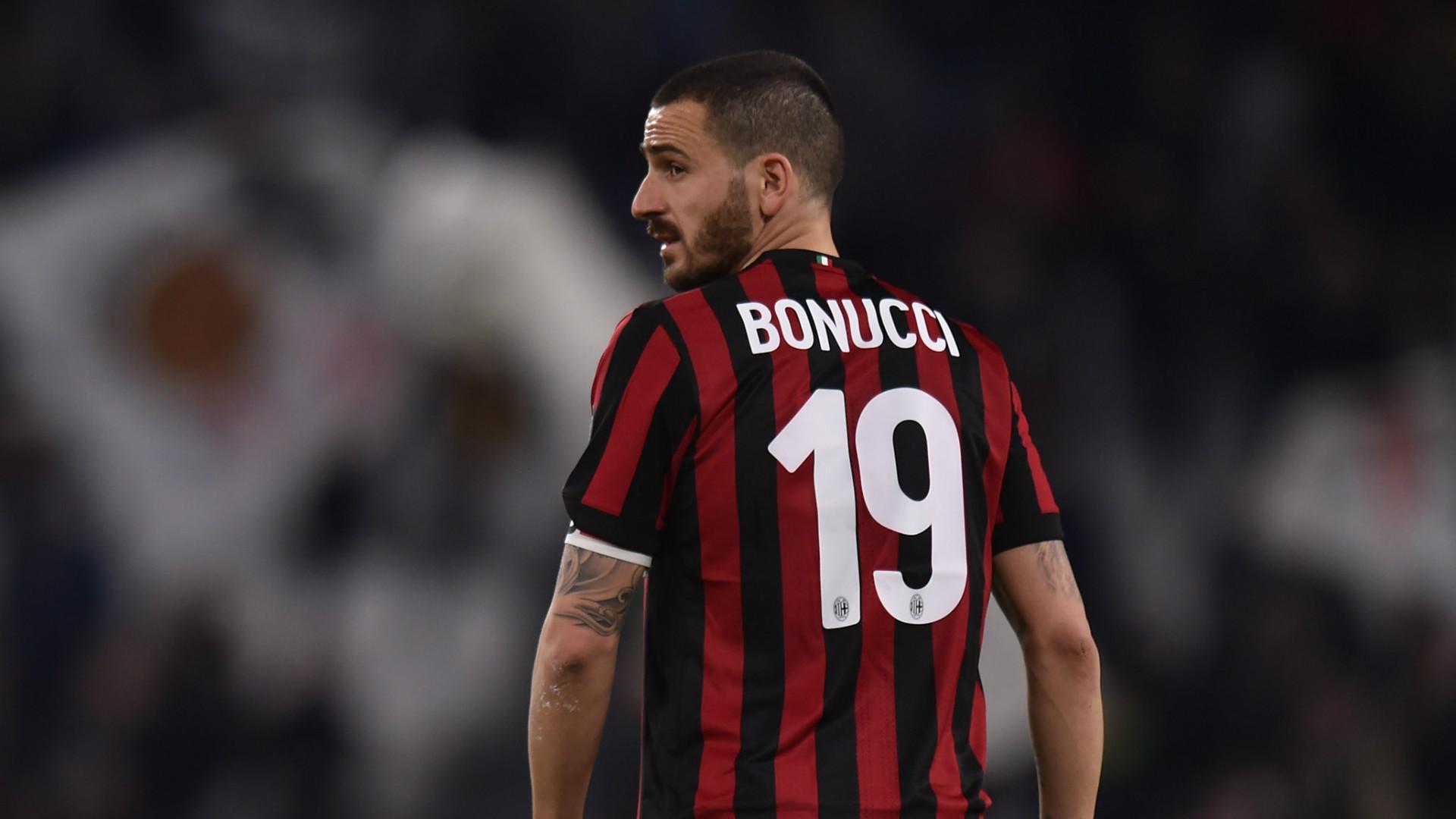 Bonucci Juventus Milan