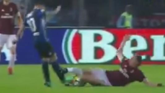 Ricardo Montolivo Papu Gomez Milan Atalanta 13052018