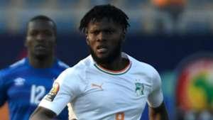 Franck Kessie Ivory Coast 2019