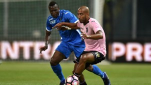 Mame Baba Thiam Haitam Aleesami Palermo Empoli Serie A