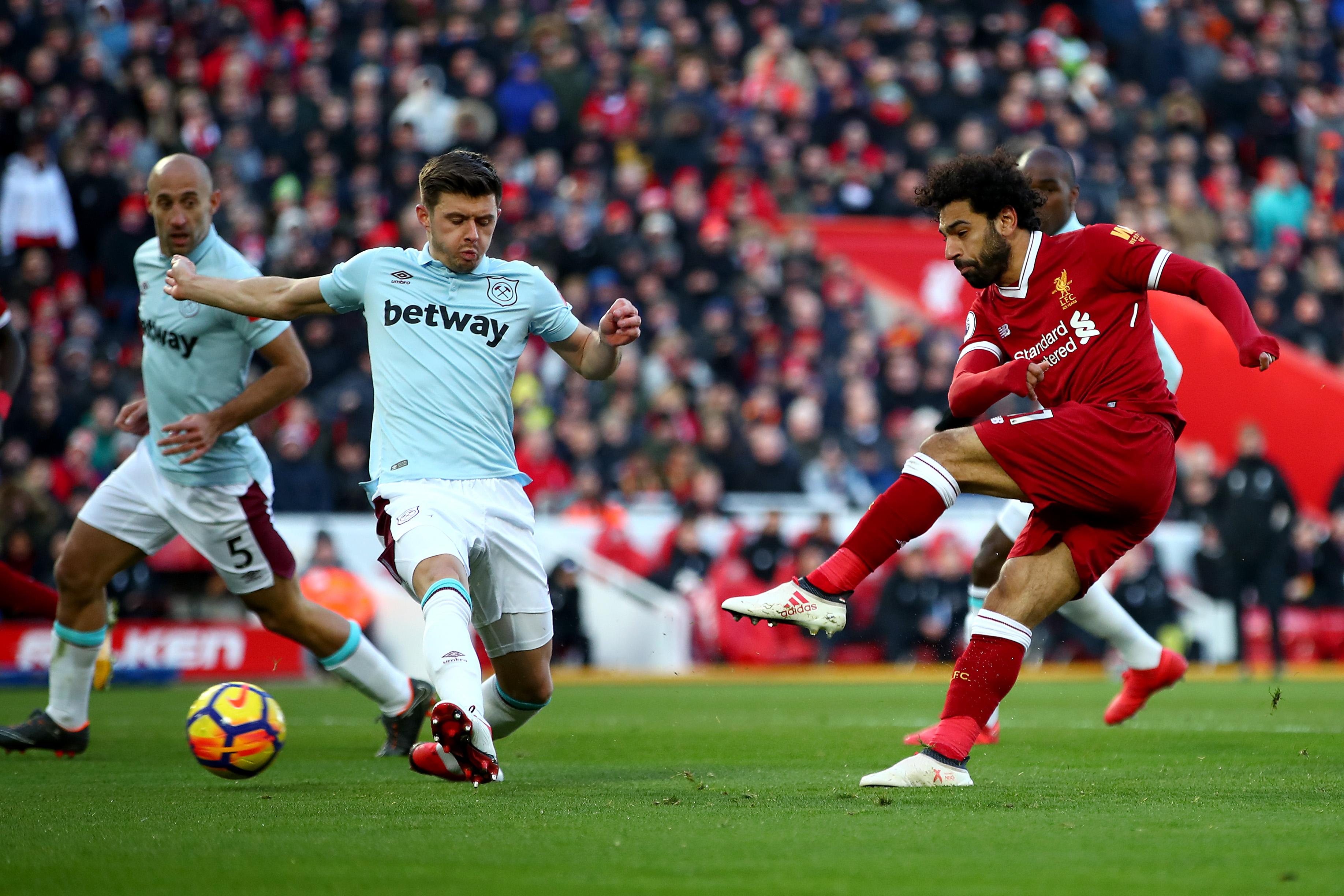 Mohamed Salah - West Ham
