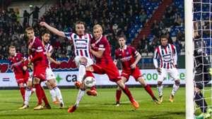 Willem II - Heerenveen, KNVB Beker, 25102017