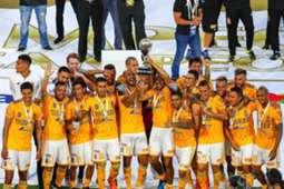 Tigres Campeón de Campeones