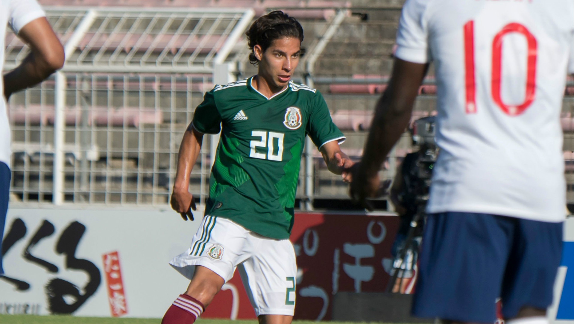 72d63b99f NxGn   Mexican Messi  Diego Lainez has no issue with Leo comparisons ...