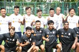 Hong Kong Premier league, Lee Man begins the new season.
