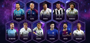 UEFA Álomcsapat 2017