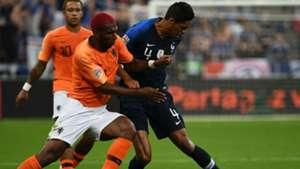 Raphael Varane Ryan Babel France Netherlands Nations League 09092018